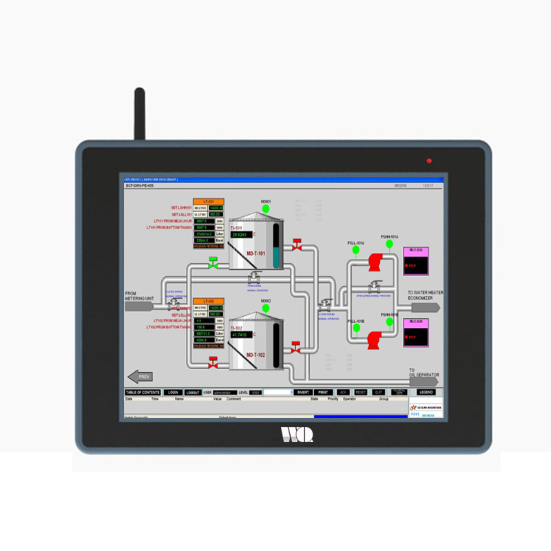 All-in-One Industrial touch panel